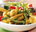 Curry Allerlei mit buntem Gemüse