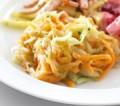 Kohlrabi-Karotten-Salat